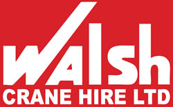 walsh crane hire